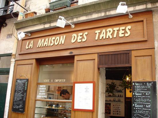 Restaurant la maison des tartes paris coupons de r duction - Code de reduction delamaison ...