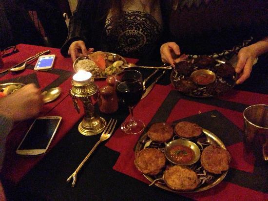 Restaurant kathmandu paris