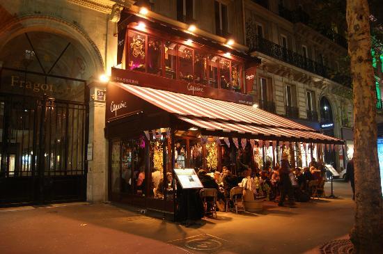 Hotel Boulevard Capucines Paris
